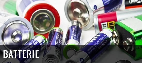 Sicurtec Varese - Batterie