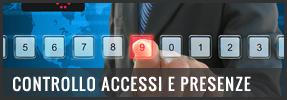 Controllo Accessi Presenze