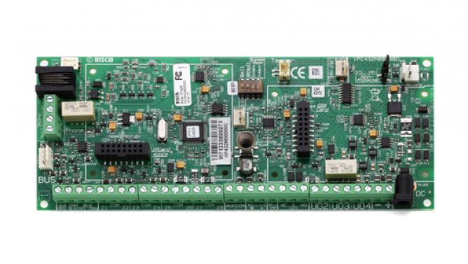 Main Board LightSYS - Front view